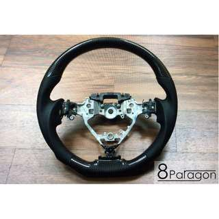 Toyota Harrier 2015- 2017 Carbon Fibre Steering Wheel (Promotion Period Only)