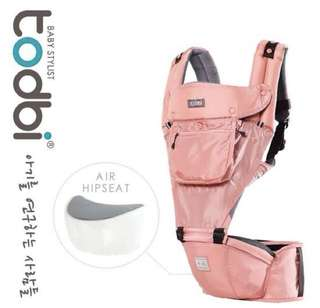 Todbi Hipseat carrier