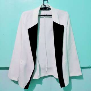 "Blazer ""Black & White"""