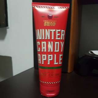 Bath&Body Works (Winter Candy Apple)