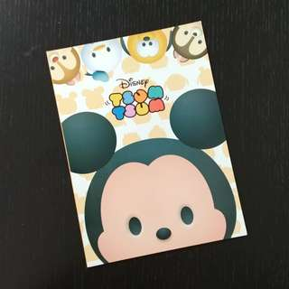 Tsum Tsum Notebook (Brown)