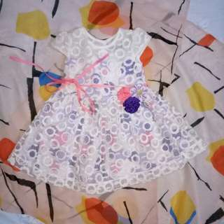 Periwinkle Dress 1Y