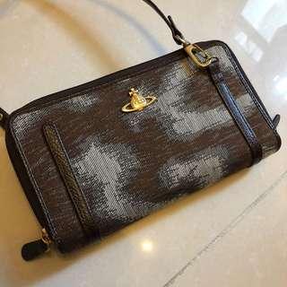 Vivienne Westwood wallet handbag