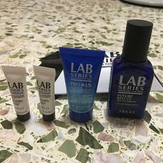 Lab series Future Rescue repair serum set