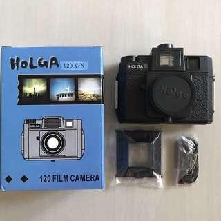 Holga CFN 120 Vintage Film Camera