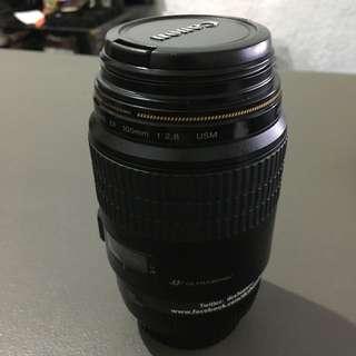 Canon 100mm macro