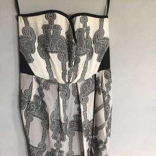 Alice McCall Strapless Dress