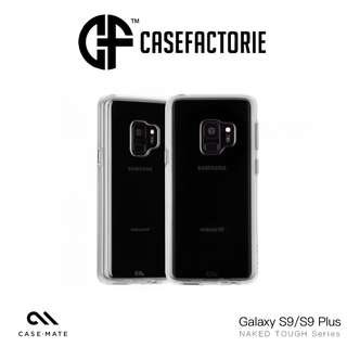 CaseMate Naked Tough Case Samsung Galaxy S9/S9+