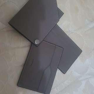 Dompet Kartu / card wallet merk Miniso