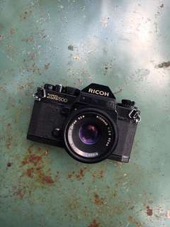 Ricoh XR500 55mm f2.2