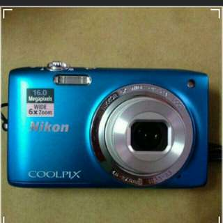 Coolpix digital camera 16megapixel