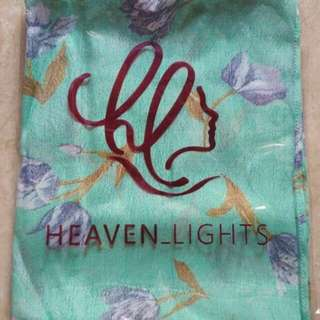 Segi empat Heavy Silk Heaven Lights