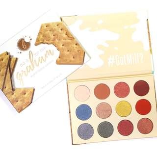 "[POBB] ""Do It For The Graham"" Eyeshadow Palette"