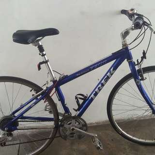 Trek 7300 multitrack hybrid for sale. Price reduce!