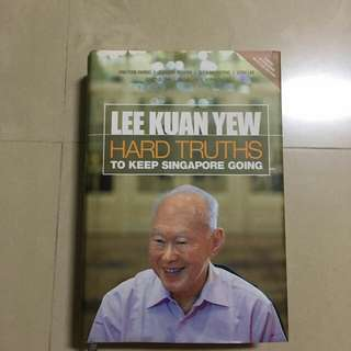 Lee Kuan Yew Books