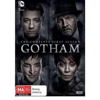 Gotham Season One