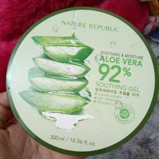 Nature Republic 92% aloe vera