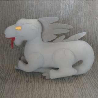 Dragon stuffed toy
