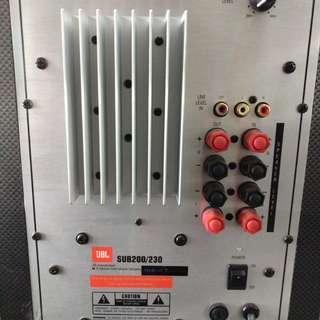 JBL 音箱
