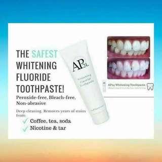 Ap24 Toothpaste