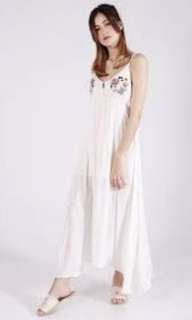 Alistair kissablebella white maxi dress