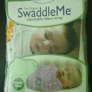 Summer SwaddleMe Adjustable Infant Wrap