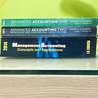 Accounting Books @ 250 each!