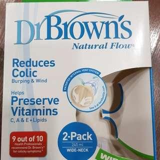 Dr brown newborn teats