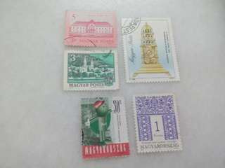 World Stamps #M136