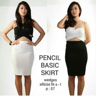 Bodycon Long Skirt
