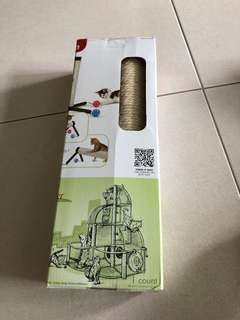 New pet cat scratch post toy
