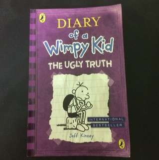 Diary Of A Wimpy Kid(The Ugly Truth)