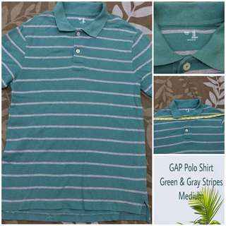 👕 Authentic GAP Polo Shirt - Medium