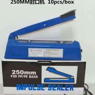 Impulse Plastic Sealer