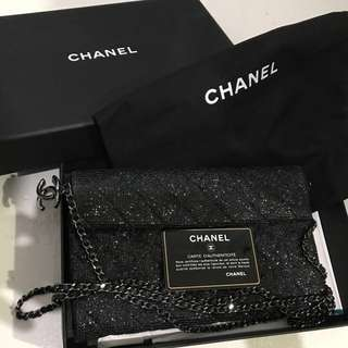 Price reduced! Chanel small dinner clutch with chain