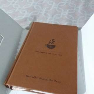 Coffee Bean Tea & Leaf Planner 2016