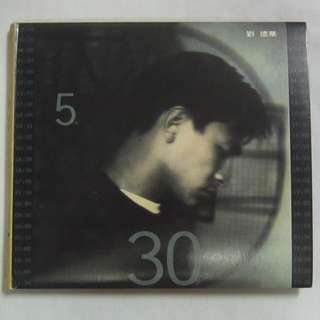 Andy Lau 刘德华 1994 New Melody Records Chinese CD NMR-3008-C
