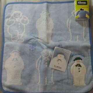 The Snowman 毛巾