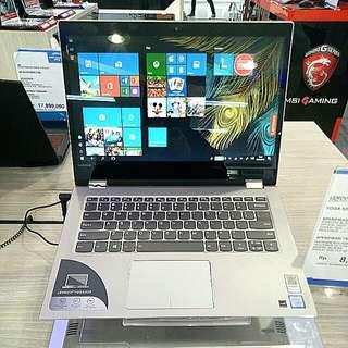 Kredit Lenovo Yoga 520-14IKB Tanpa kartu kredit