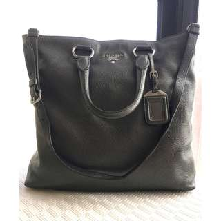 Prada leather tote bag *Made in Italy