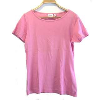 Esprit Pink Cotton Tee