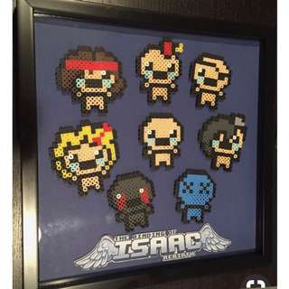 Binding Of Issac Rebirth Hama Designs