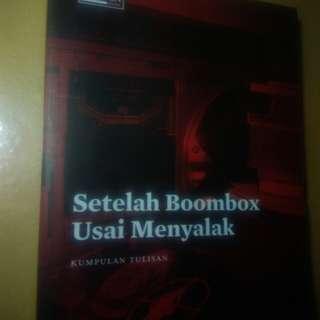 Buku Setelah boombox usai menyalak herry sutresna HOMICIDE