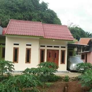 Rumah Baru Dikontrakkan