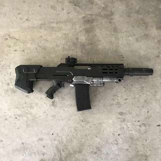 "Custom NERF Commissions: ""Assaulteur's Standard Longshot"""