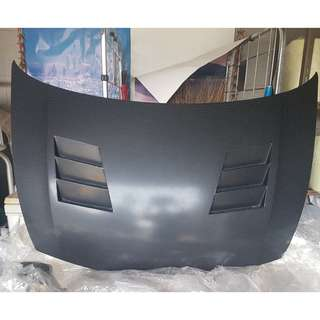 Customized stock bonnet for FD2R
