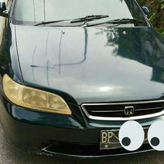 honda accord thn 2000