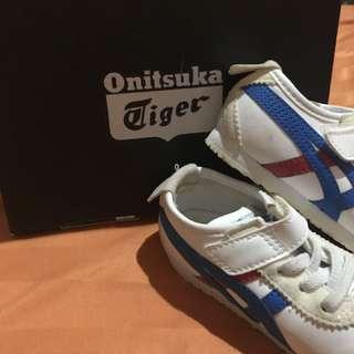 Sepatu onitsuka tiger baby