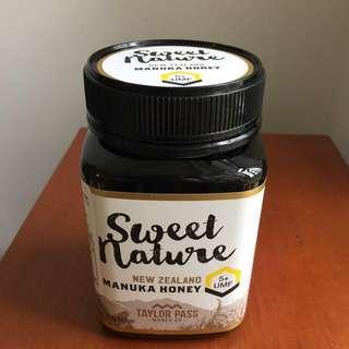 紐西蘭麥蘆卡蜂蜜Manila 5+