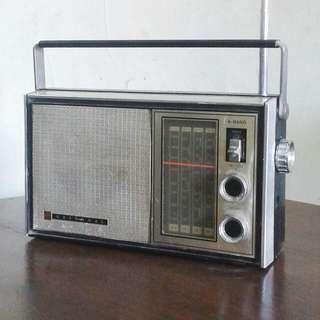 Radio Transistor AM National tahun 70an #jualbarangjadul